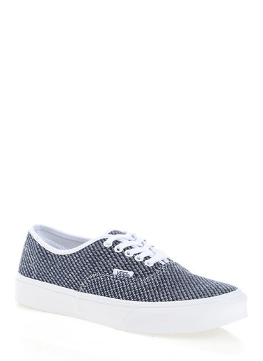 Vans Authentic Slim Lacivert